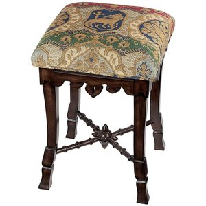 The Medieval Mace Stool