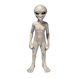 The Out-of-this-World Alien Extra Terrestrial Statue: Medium