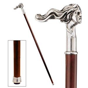 The Padrone Collection: Goddess Walking Stick