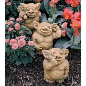 The Picc-a-Dilly Gargoyle Sculptures