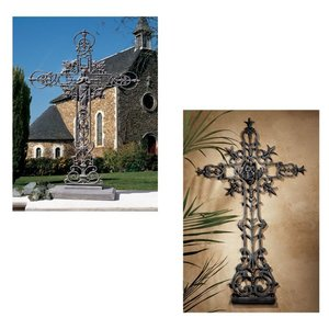 The Veneration Iron Cross Collection: Set of Two