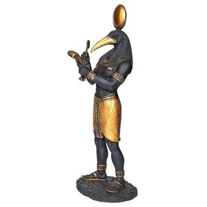 Thoth the Scribe, Egyptian God of Knowledge Statue