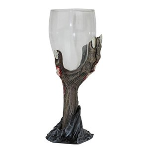 Toast of the Zombie Sculptural Goblets