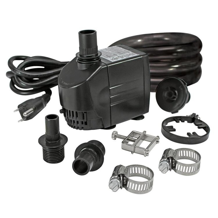 View larger image of UL-listed, indoor/outdoor, 290 GPH Pump Kit