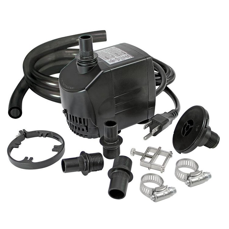 View larger image of UL-listed, indoor/outdoor, 725 GPH Pump Kit