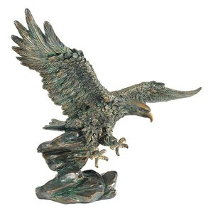 Victory's Eagle Sculpture by Samuel Lightfoot